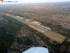 Aerial photo of KEKY (Bessemer Airport)