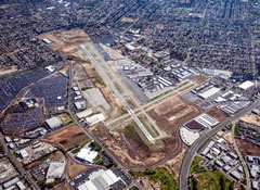 Aerial photo of KRAL (Riverside Municipal Airport)