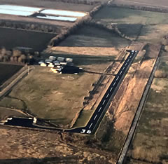 Aerial photo of 20M (Macon Municipal Airport)