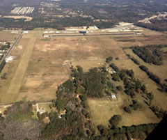 Aerial photo of 08A (Wetumpka Municipal Airport)