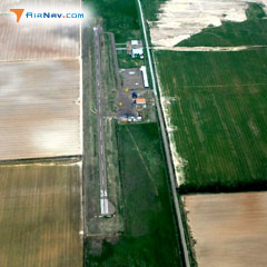 Aerial photo of KFCY (Hutfly-FCY Airport)