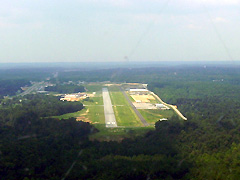 Aerial photo of 71J (Ozark-Blackwell Field Airport)