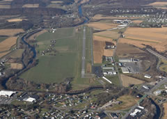 Aerial photo of KSEG (Penn Valley Airport)