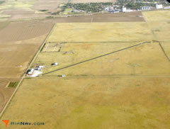 Aerial photo of 1K9 (Satanta Municipal Airport)