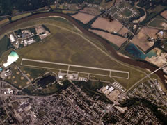 Aerial photo of KMWO (Middletown Regional Airport/Hook Field)