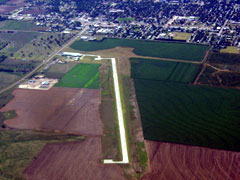 Aerial photo of KNRN (Norton Municipal Airport)