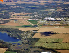 Aerial photo of KIRS (Kirsch Municipal Airport)