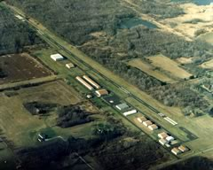 Aerial photo of 4G4 (Youngstown Elser Metro Airport)