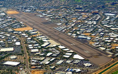 Aerial photo of KSDL (Scottsdale Airport)