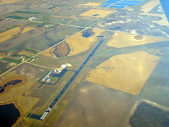 Aerial photo of 8D3 (Sisseton Municipal Airport)