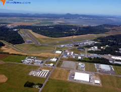 Aerial photo of KBVS (Skagit Regional Airport)