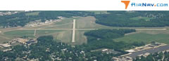 Aerial photo of 3TR (Jerry Tyler Memorial Airport)