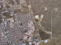 Aerial photo of E11 (Andrews County Airport)