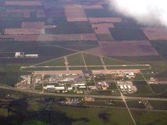 Aerial photo of KWLD (Strother Field Airport)