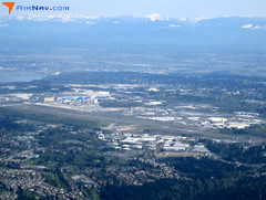 Aerial photo of KPAE (Snohomish County Airport (Paine Field))