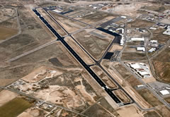 Aerial photo of KCDC (Cedar City Regional Airport)