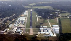 Aerial photo of 5C1 (Boerne Stage Field Airport)