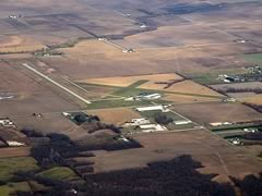 Aerial photo of 2H0 (Shelby County Airport)