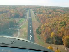 Aerial photo of VA42 (Dogwood Airpark)