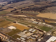 Aerial photo of KLPC (Lompoc Airport)