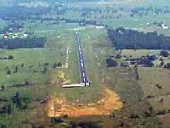 Aerial photo of K33 (Salem Memorial Airport)