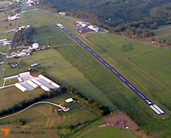 Aerial photo of MO3 (Stockton Municipal Airport)