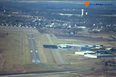 Aerial photo of KMRT (Union County Airport)