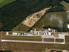 Aerial photo of KFSO (Franklin County State Airport)