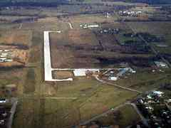 Aerial photo of H79 (Eldon Model Airpark)