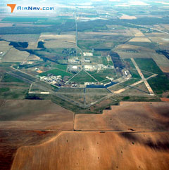 Aerial photo of M19 (Newport Regional Airport)