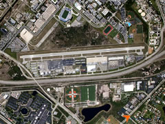 Aerial photo of KBCT (Boca Raton Airport)