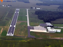 Aerial photo of KGPC (Putnam County Regional Airport)