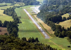 Aerial photo of 9A0 (Lumpkin County-Wimpys Airport)