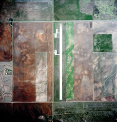 Aerial photo of 3O4 (Sayre Municipal Airport)