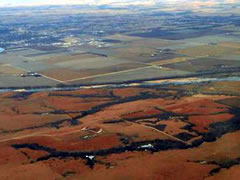 Aerial photo of 69K (Wamego Municipal Airport)