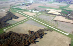 Aerial photo of 1H2 (Effingham County Memorial Airport)