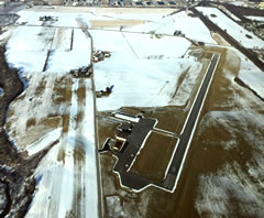 Aerial photo of N68 (Franklin County Regional Airport)
