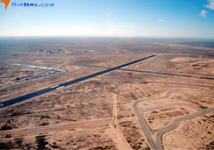 Aerial photo of KATS (Artesia Municipal Airport)
