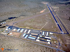 Aerial photo of S39 (Prineville Airport)