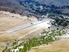 Aerial photo of CL35 (Warner Springs Gliderport)