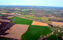 Aerial photo of M91 (Springfield Robertson County Airport)