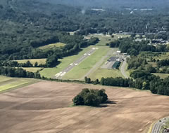Aerial photo of N89 (Joseph Y Resnick Airport)