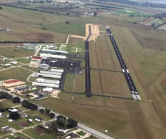 Aerial photo of KIYA (Abbeville Chris Crusta Memorial Airport)