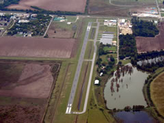 Aerial photo of M79 (John H Hooks Jr Memorial Airport)
