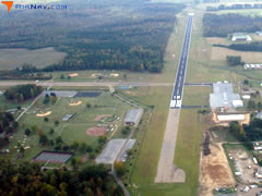 Aerial photo of M95 (Richard Arthur Field Airport)