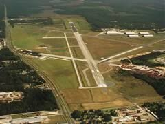 Aerial photo of KLCQ (Lake City Gateway Airport)