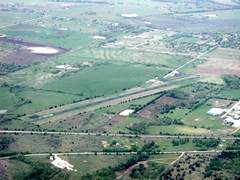 Aerial photo of KRWV (Caldwell Municipal Airport)