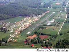 Aerial photo of KRVN (Hawkins County Airport)