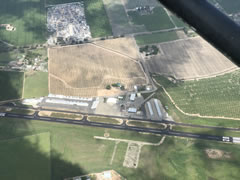 Aerial photo of O27 (Oakdale Airport)