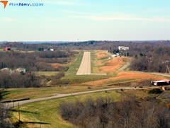 Aerial photo of I71 (Morgan County Airport)